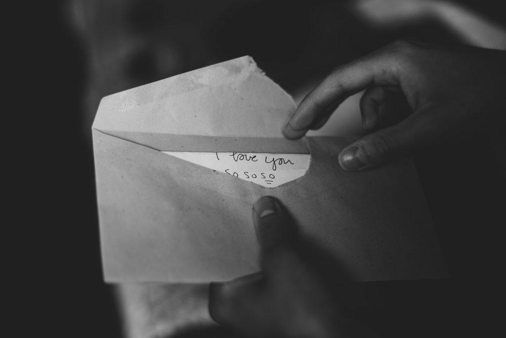 groom opening letter