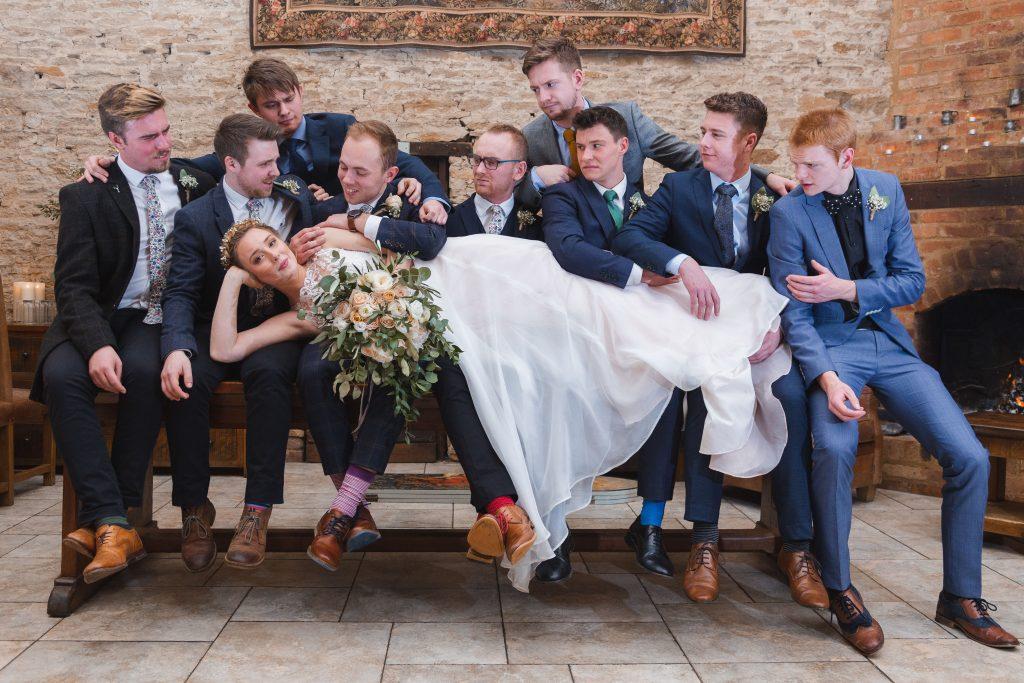 banbury oxfordshire winter wedding