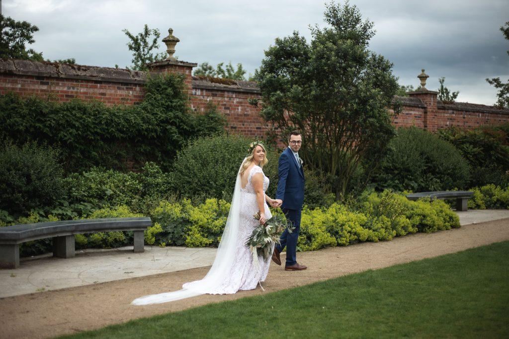 Jack and Katie Antrim Castle gardens