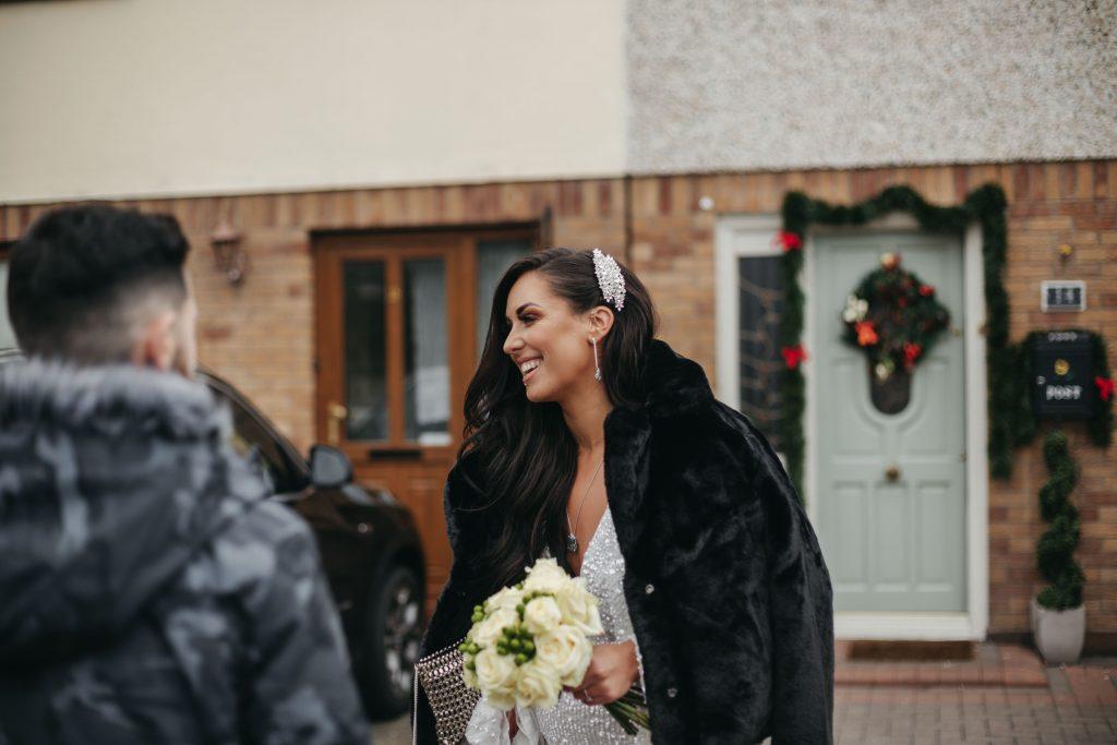 Troy and Laura Dublin City Wedding